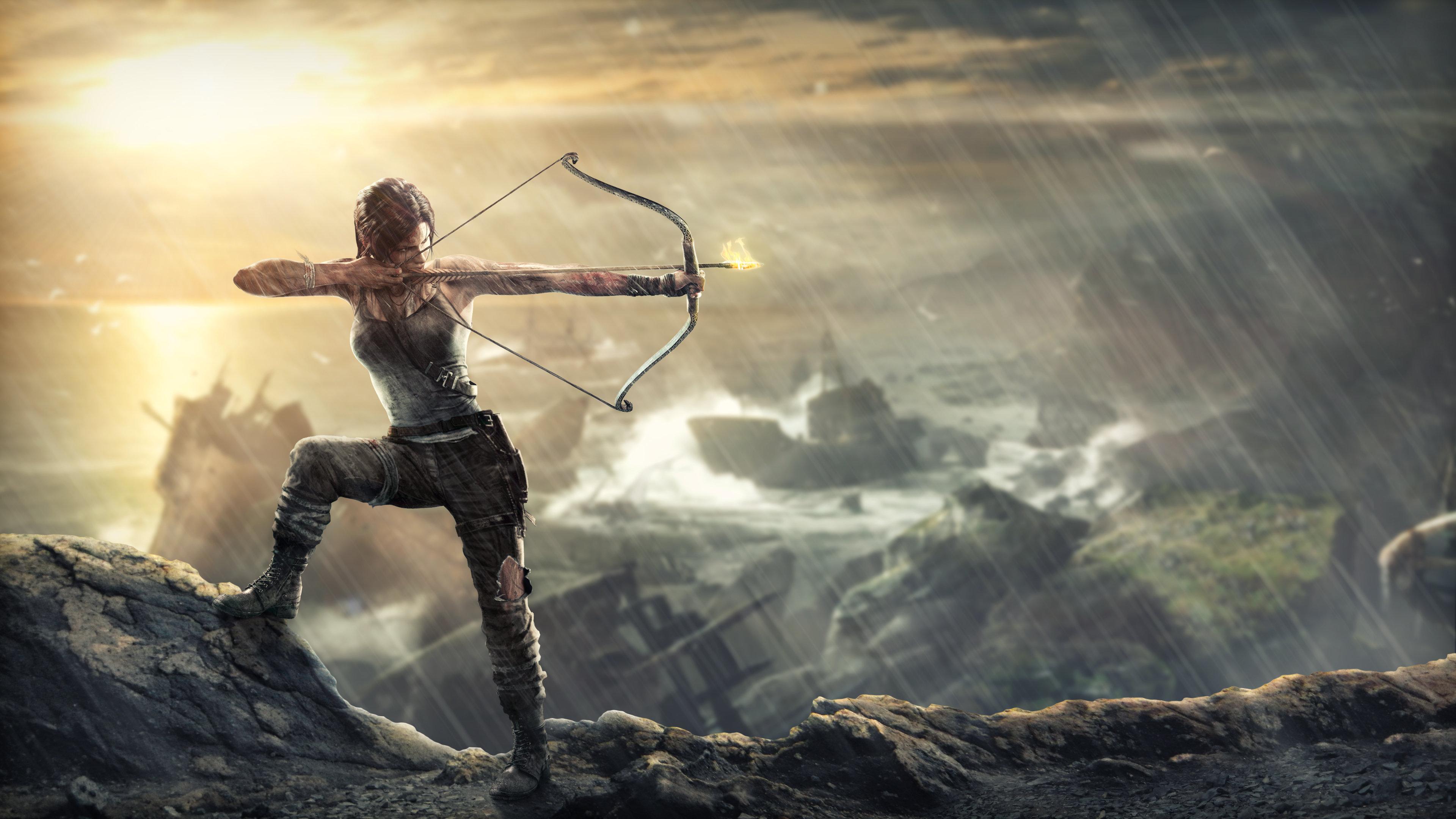 Oblivion 2013 Movie 4k Hd Desktop Wallpaper For 4k Ultra: Tomb Raider (Lara Croft) Wallpapers 3840x2160 Ultra HD 4k