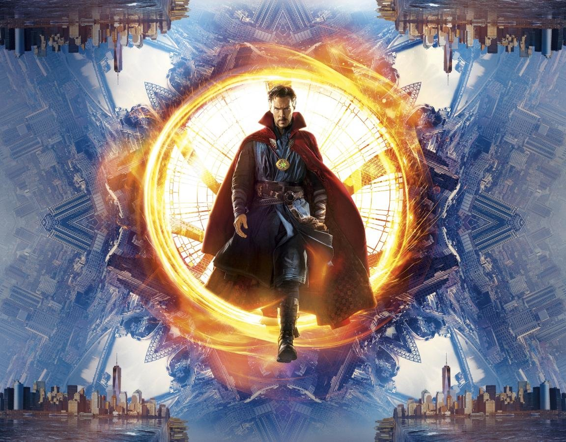 Best Doctor Strange background ID:124149 for High Resolution hd 1152x900 PC
