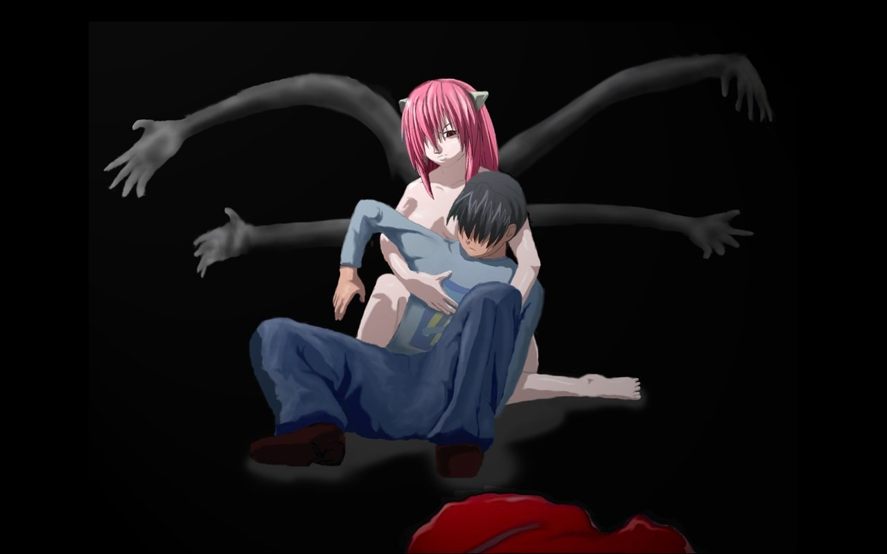 Free Elfen Lied high quality wallpaper ID:384204 for hd 1280x800 computer