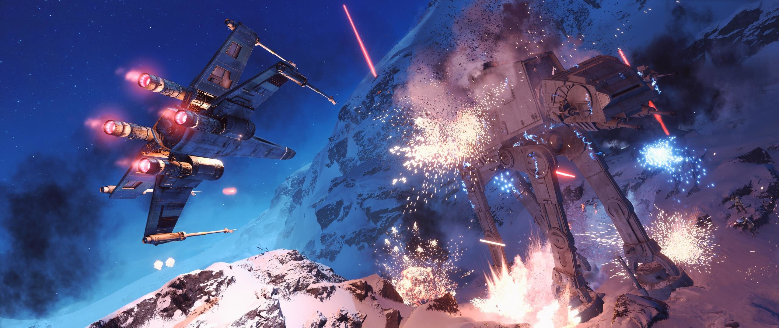 Free Star Wars Battlefront high quality background ID:162485 for hd 2560x1080 desktop