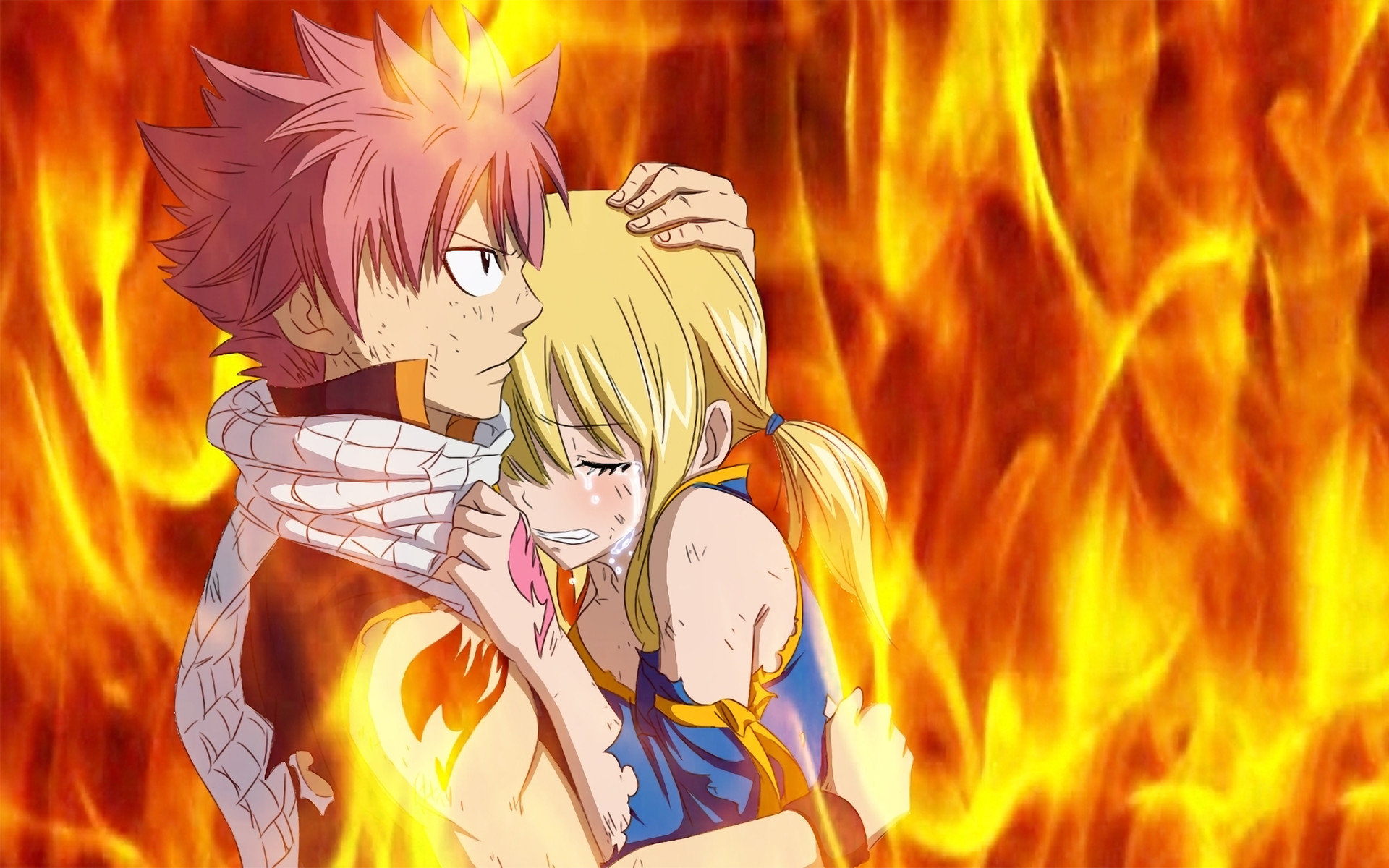 Download hd 1920x1200 Fairy Tail PC wallpaper ID:40883 for free