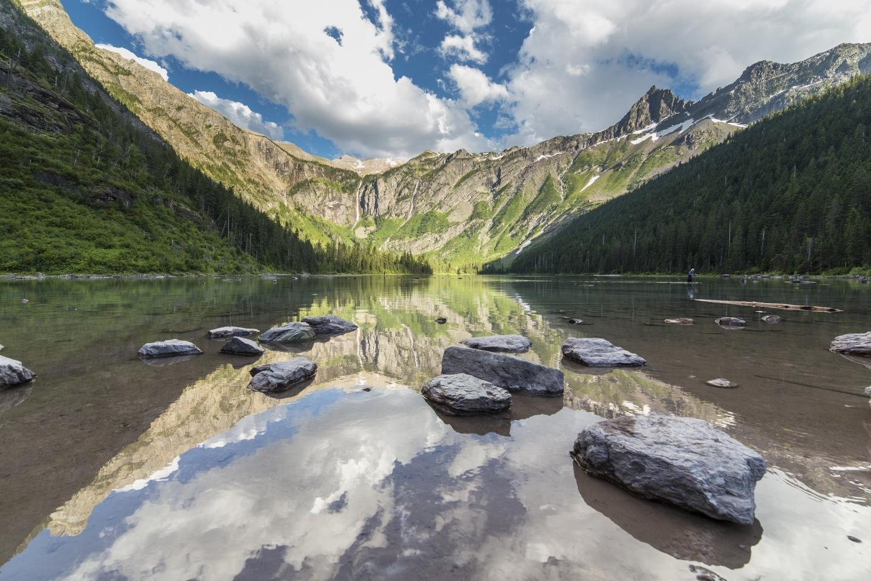 Glacier National Park Wallpapers Hd For Desktop Backgrounds