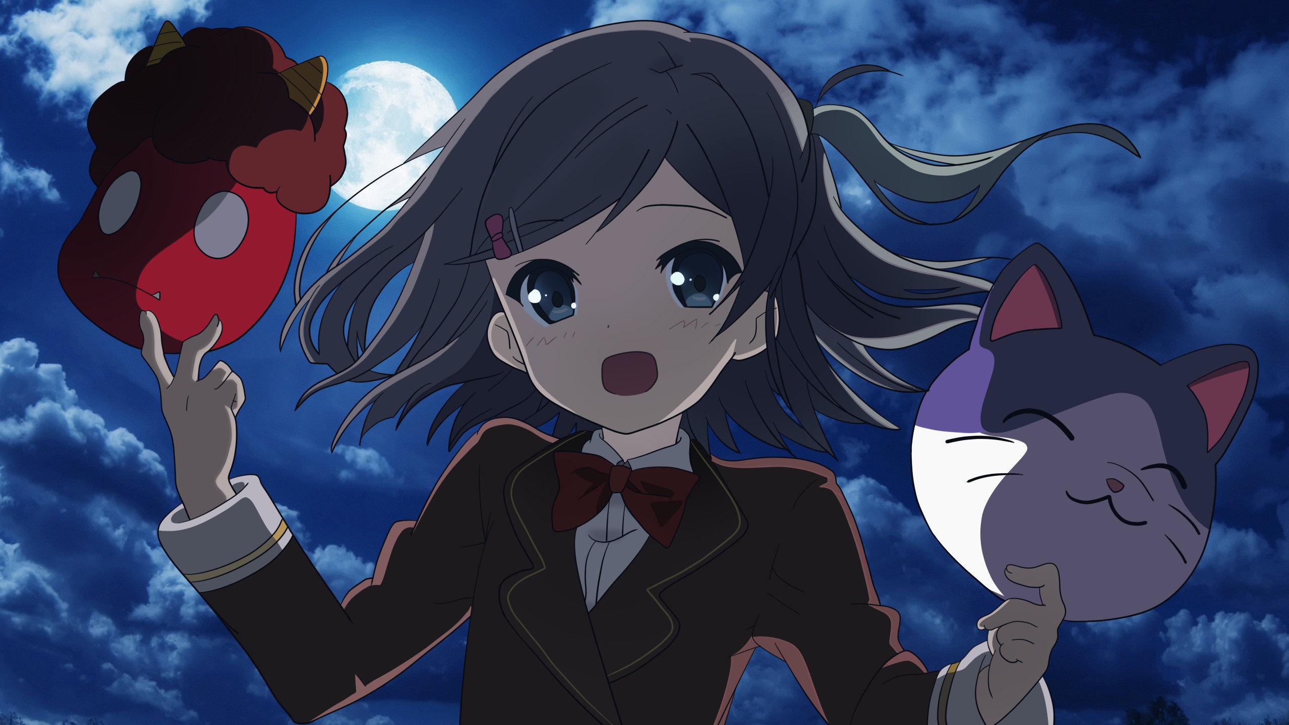 Download Hd 2560x1440 Hentai Oji To Warawanai Neko Desktop
