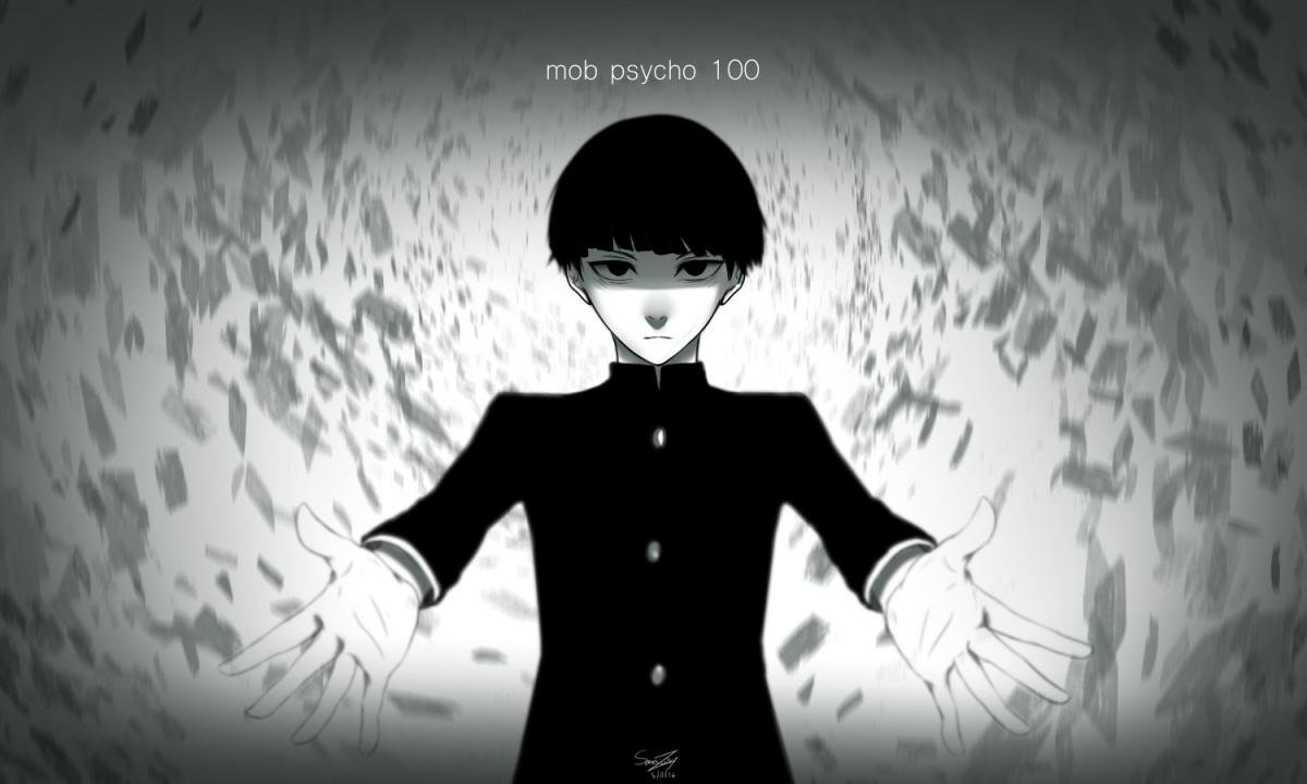 Free Mob Psycho 100 high quality background ID:329033 for hd 1200x720 PC