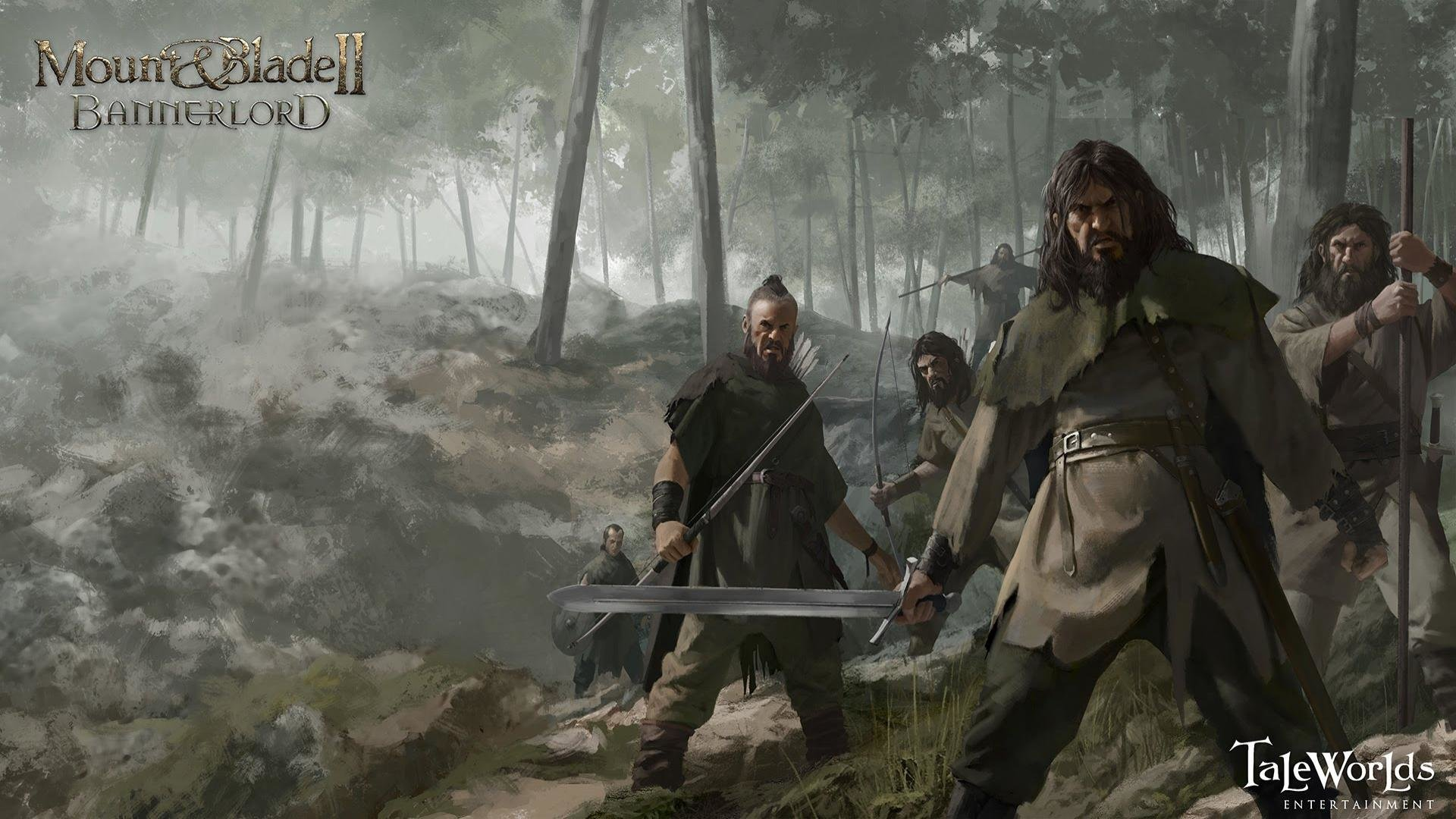 Mount Blade Ii Bannerlord Wallpapers Hd For Desktop Backgrounds