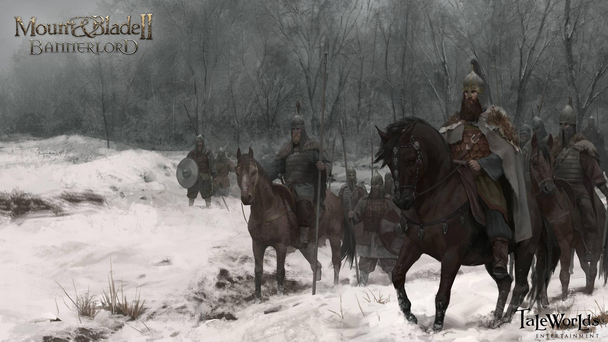 Mount & Blade wallpapers 2560x1440 desktop backgrounds