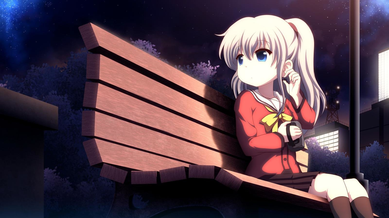 Free Nao Tomori high quality wallpaper ID:165583 for hd 1600x900 PC