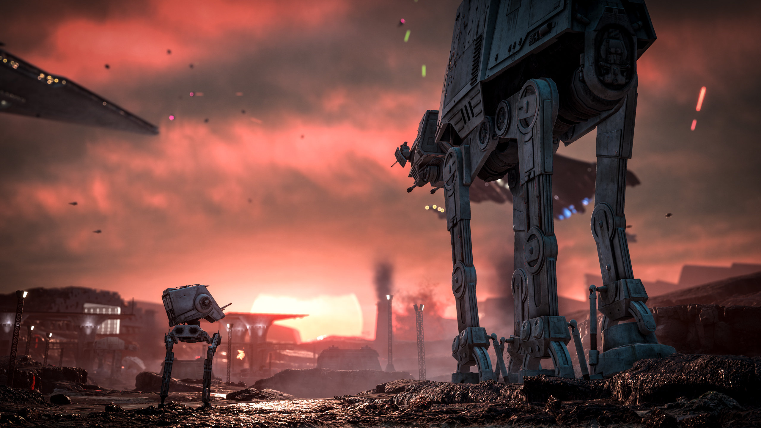Star Wars Battlefront Wallpapers 2560x1440 Desktop Backgrounds