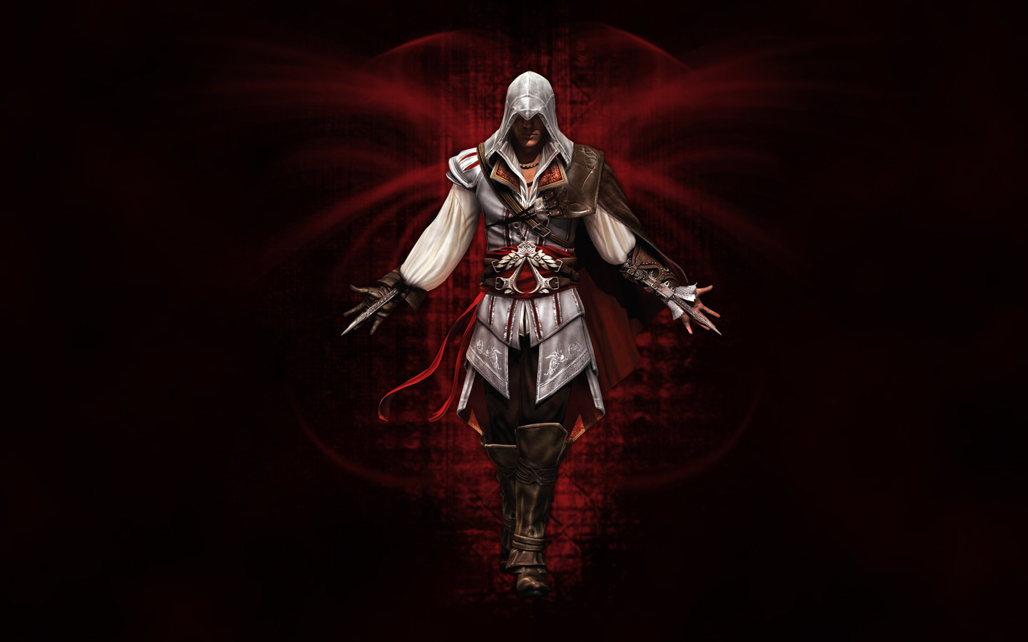 Awesome Assassin's Creed 2 free background ID:24363 for hd 1440x900 PC