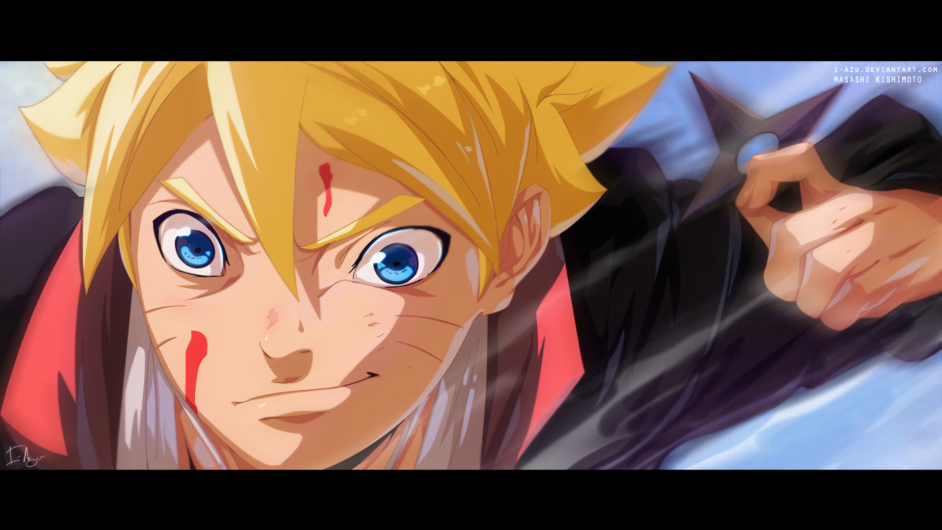 Free Boruto: Naruto The Movie high quality background ID:327517 for hd 1920x1080 desktop