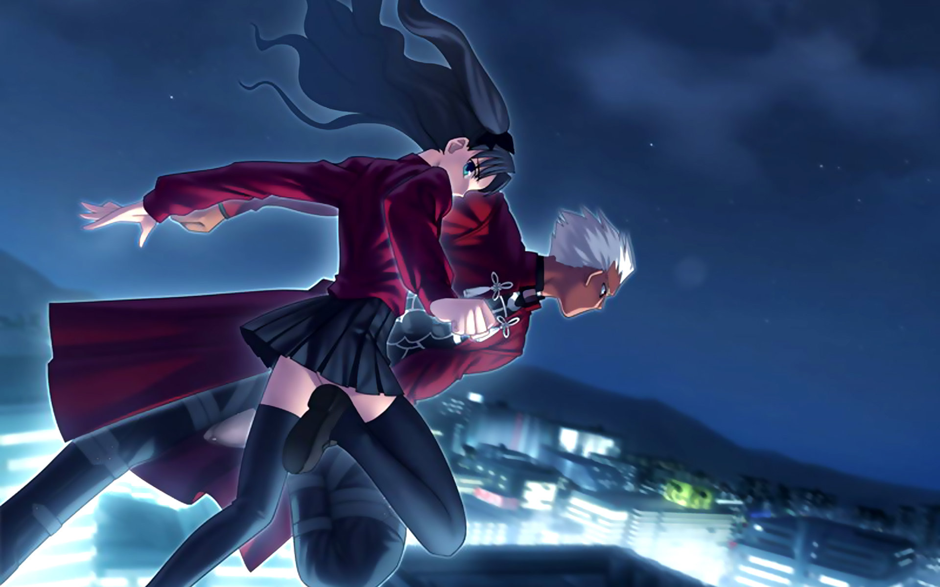Free Fate/Stay Night high quality wallpaper ID:469005 for hd 1920x1200 PC