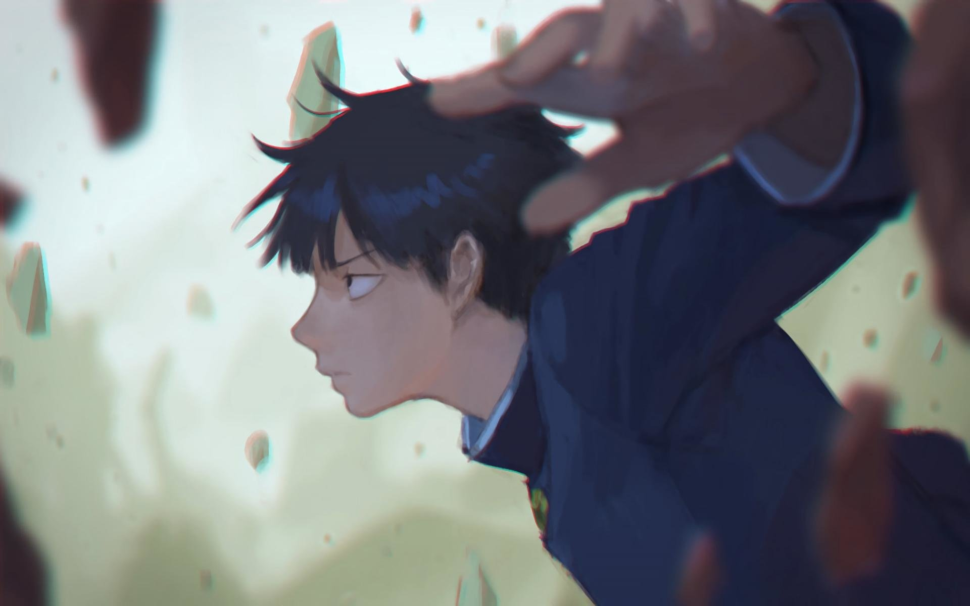 Free Mob Psycho 100 high quality background ID:329023 for hd 1920x1200 PC