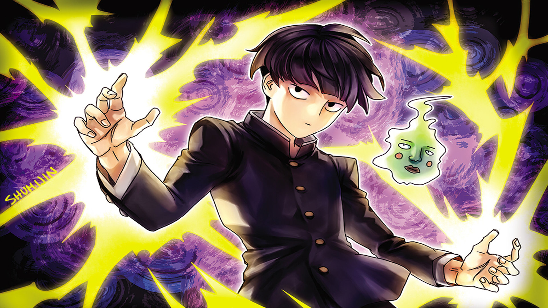 Best Mob Psycho 100 wallpaper ID:329024 for High Resolution full hd computer