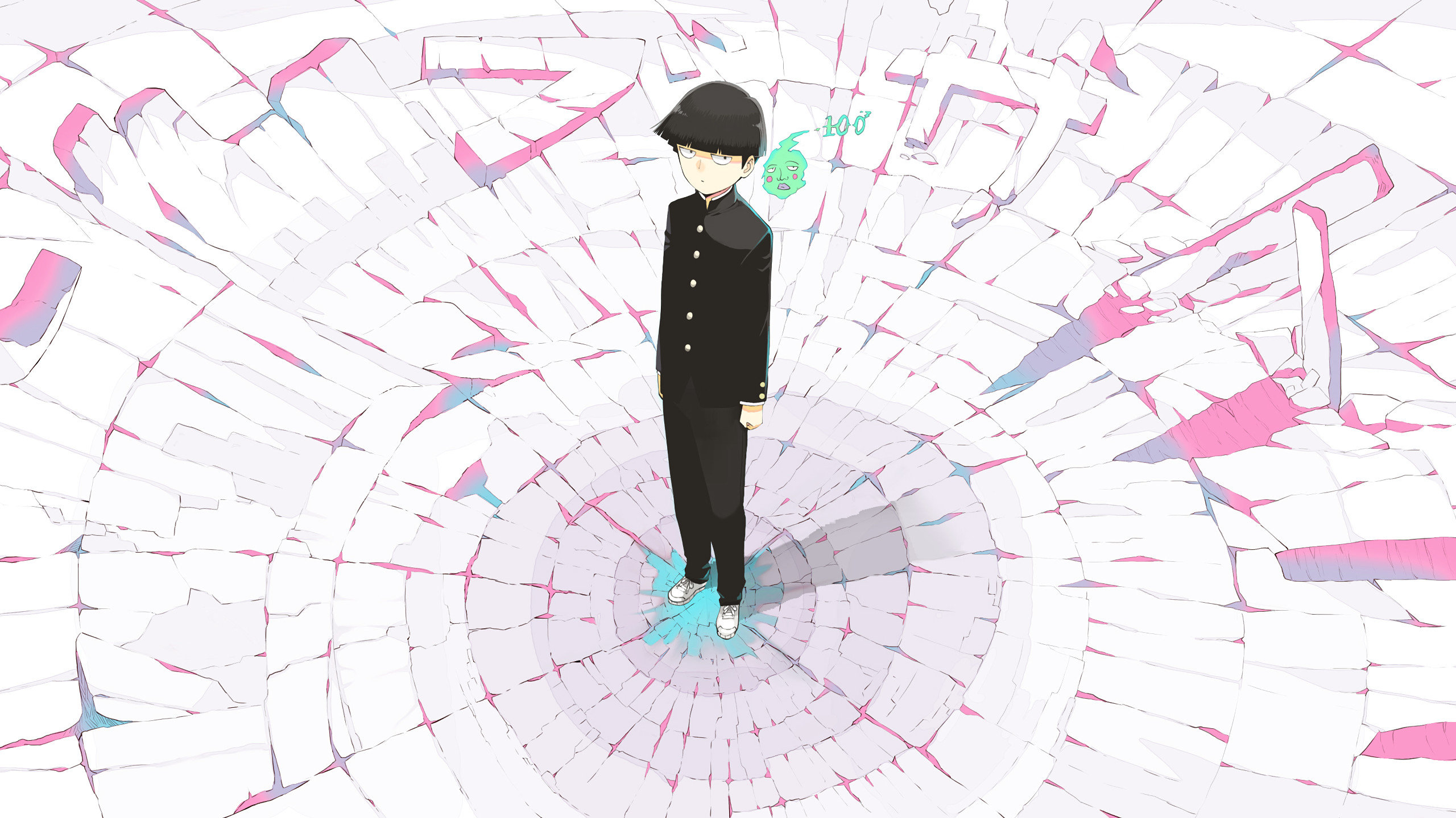 Awesome Mob Psycho 100 free wallpaper ID:328989 for hd 2560x1440 computer