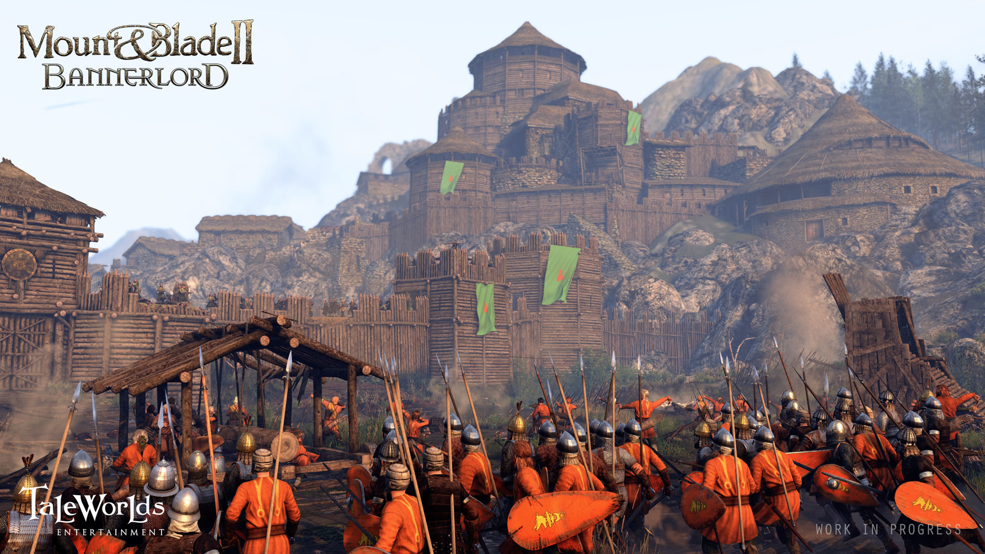 Download full hd 1920x1080 Mount & Blade II: Bannerlord desktop ...
