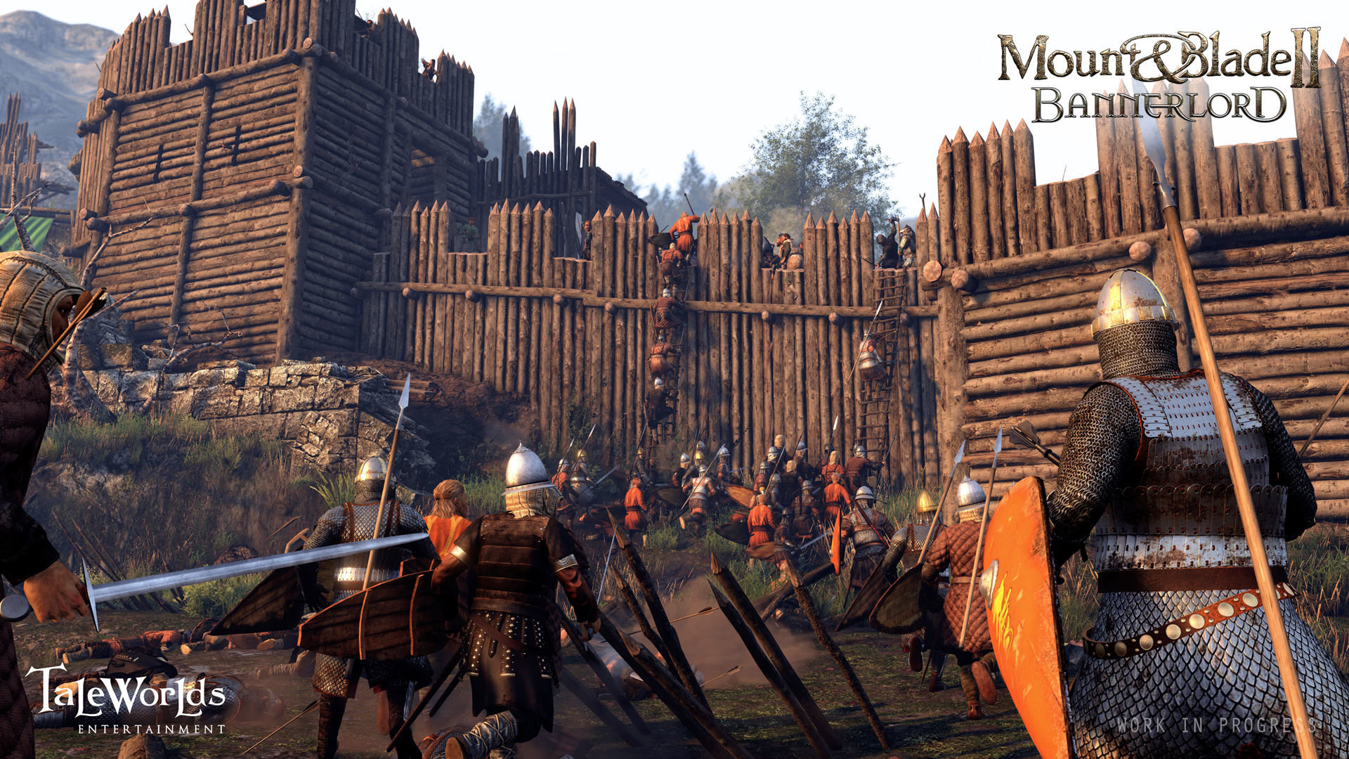 Awesome Mount Blade Ii Bannerlord Free Wallpaper Id