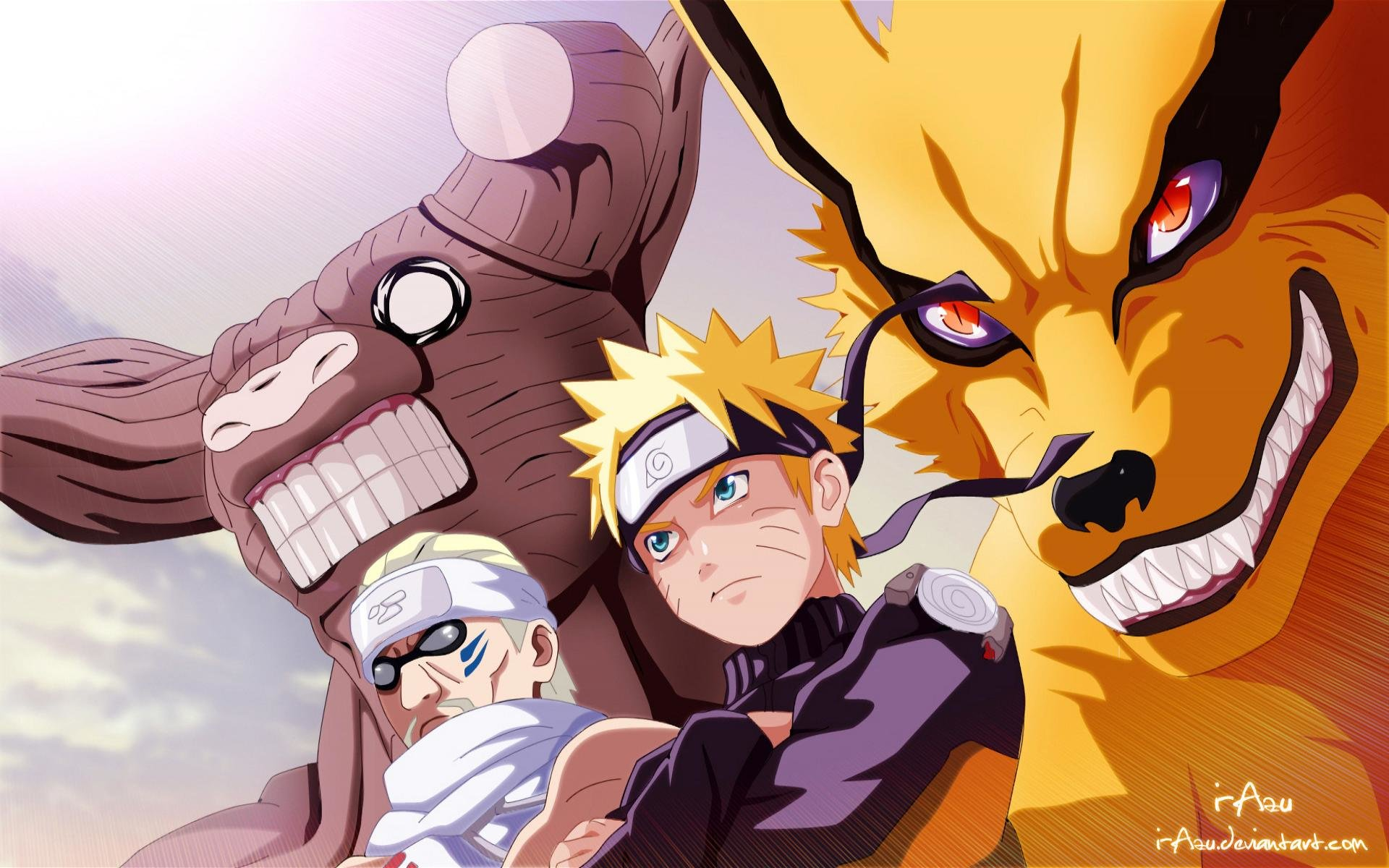 Awesome Naruto free wallpaper ID:395775 for hd 1920x1200 PC