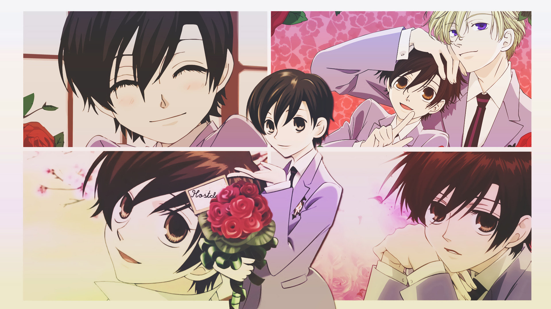 High resolution Ouran Highschool Host Club full hd 1920x1080 wallpaper ID:162941 for computer