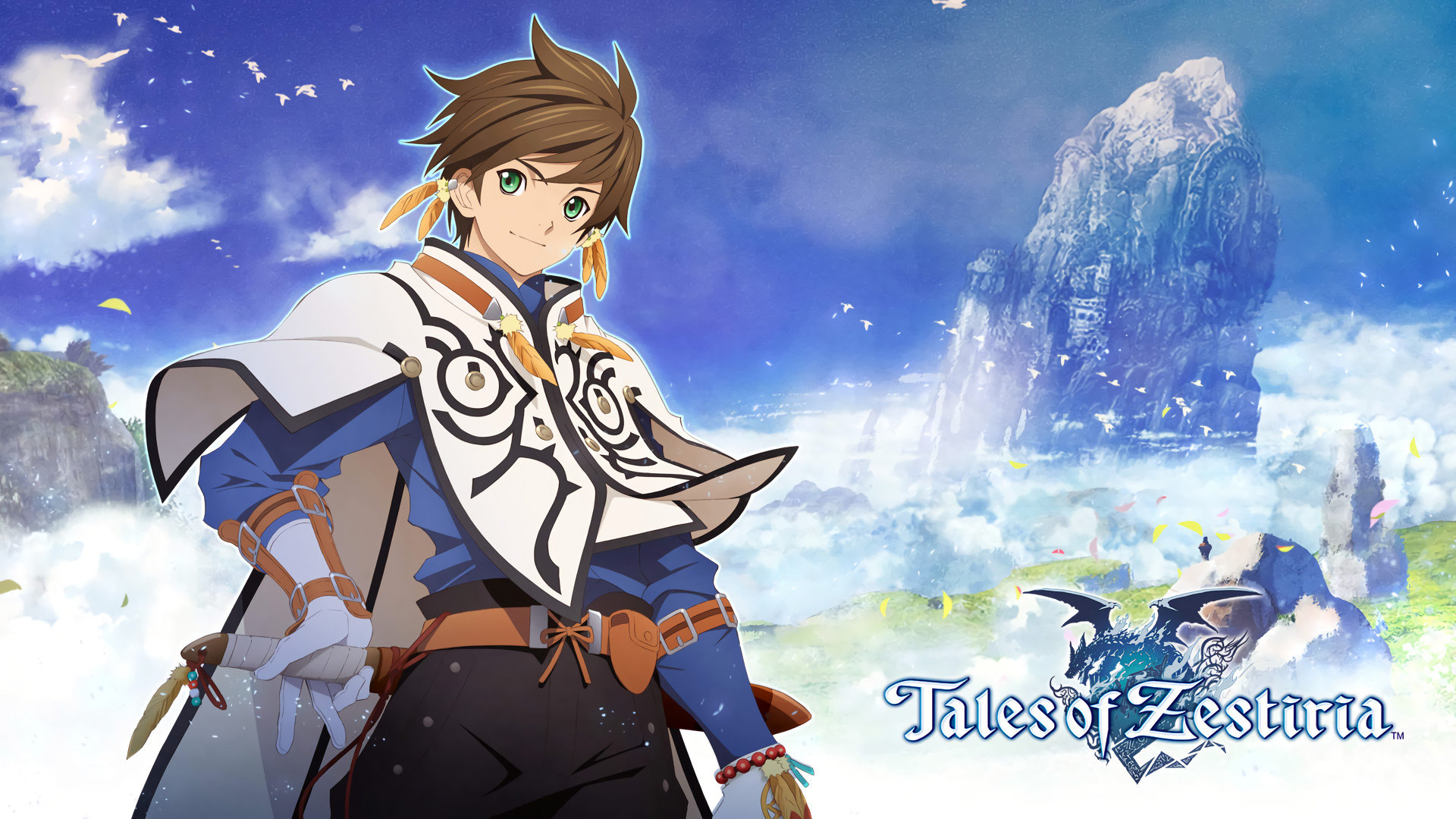 Download full hd 1920x1080 Tales Of Zestiria desktop background ID:109560 for free
