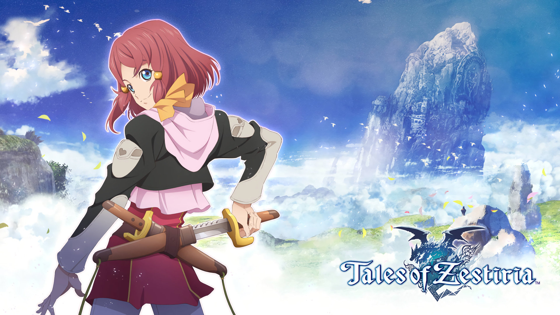Free download Tales Of Zestiria background ID:109550 hd 1080p for computer