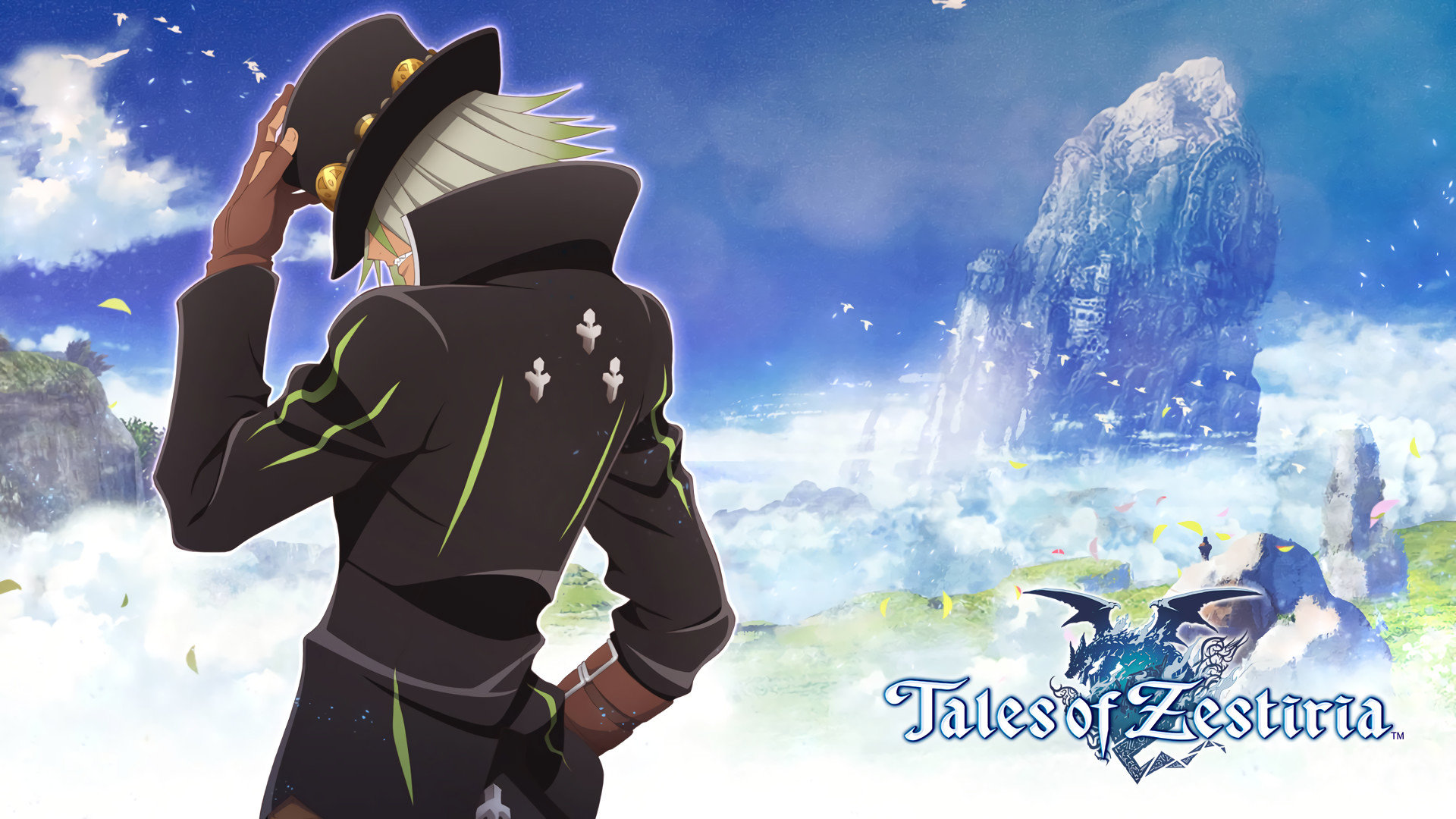 Awesome Tales Of Zestiria free background ID:109576 for hd 1920x1080 computer
