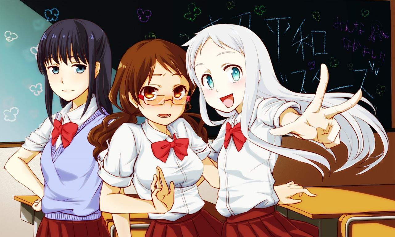 Free download Anohana wallpaper ID:382046 hd 1280x768 for desktop