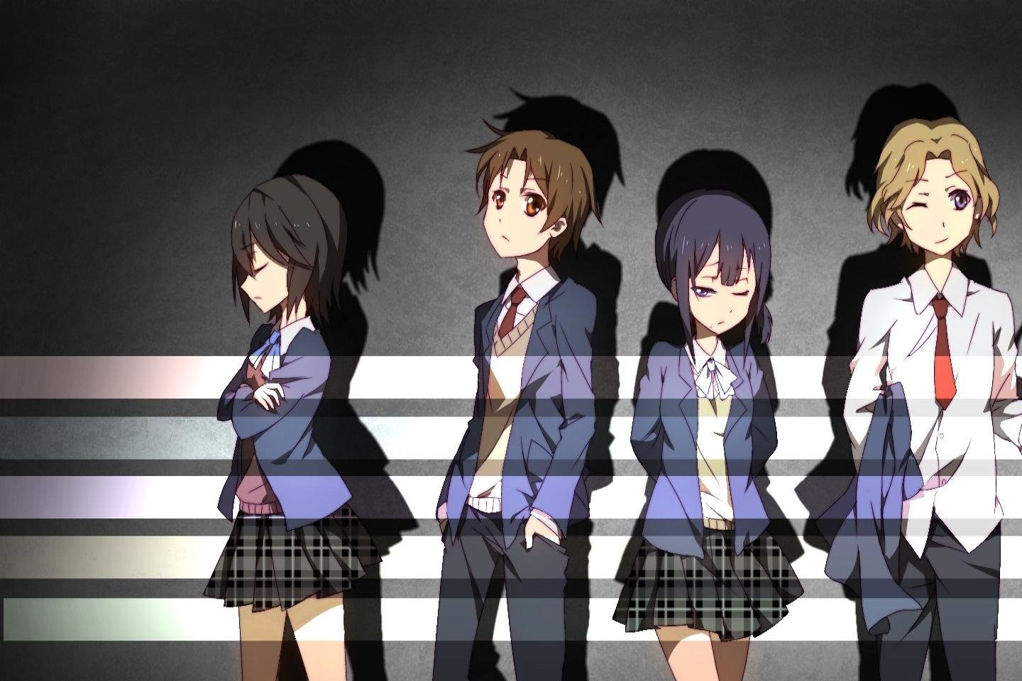 High resolution Kokoro Connect hd 1440x960 background ID:180211 for computer