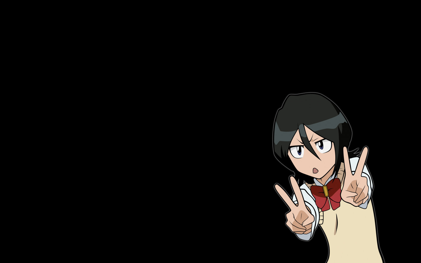 Free Rukia Kuchiki high quality wallpaper ID:419237 for hd 1680x1050 desktop