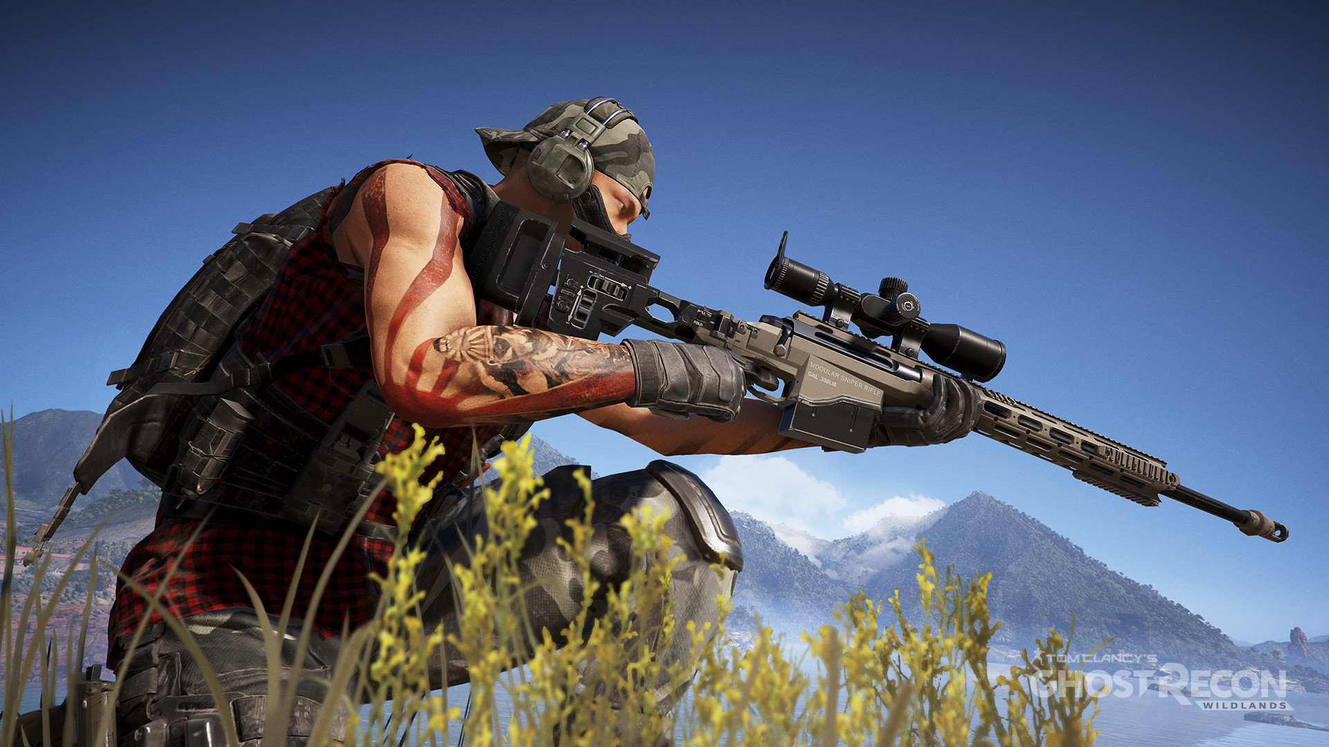 Free Download Tom Clancy S Ghost Recon Wildlands Wallpaper Id