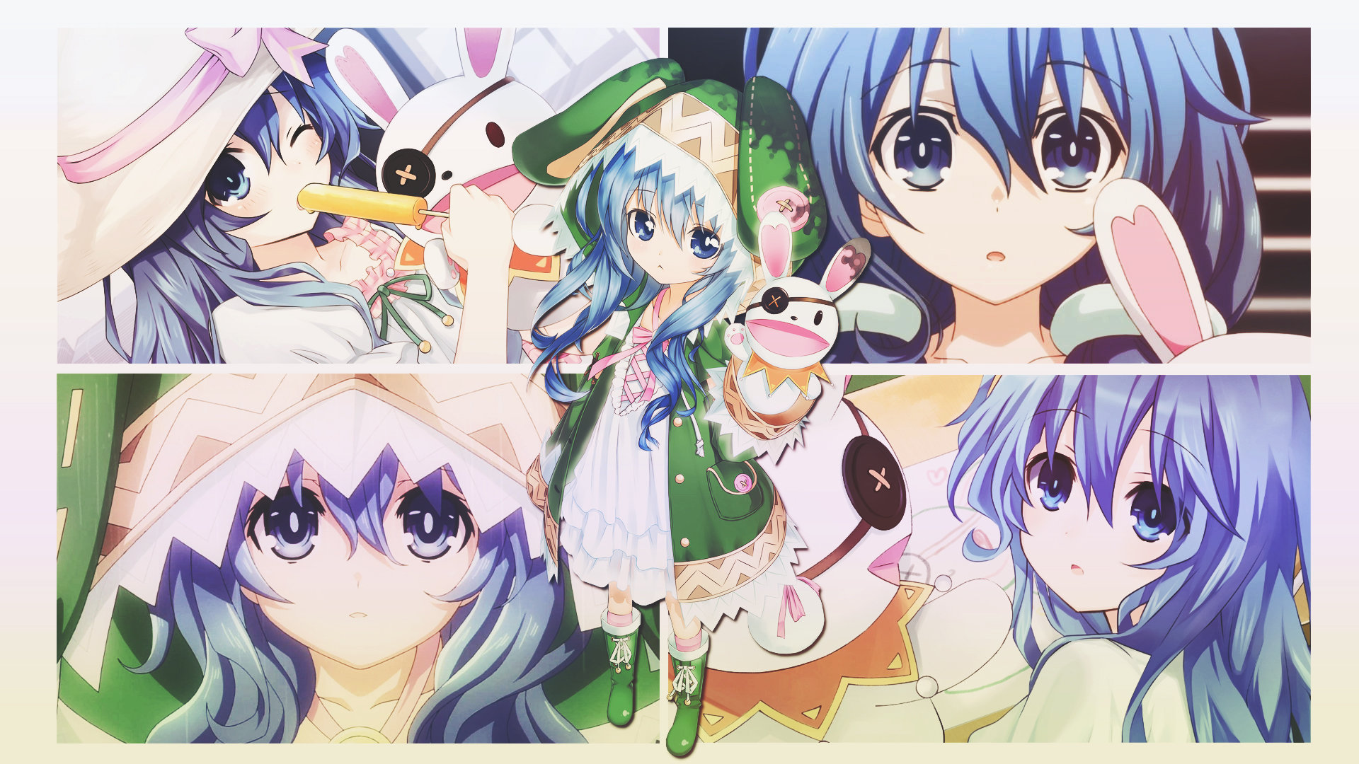 Download hd 1920x1080 Yoshino (Date A Live) desktop background ID:463862 for free