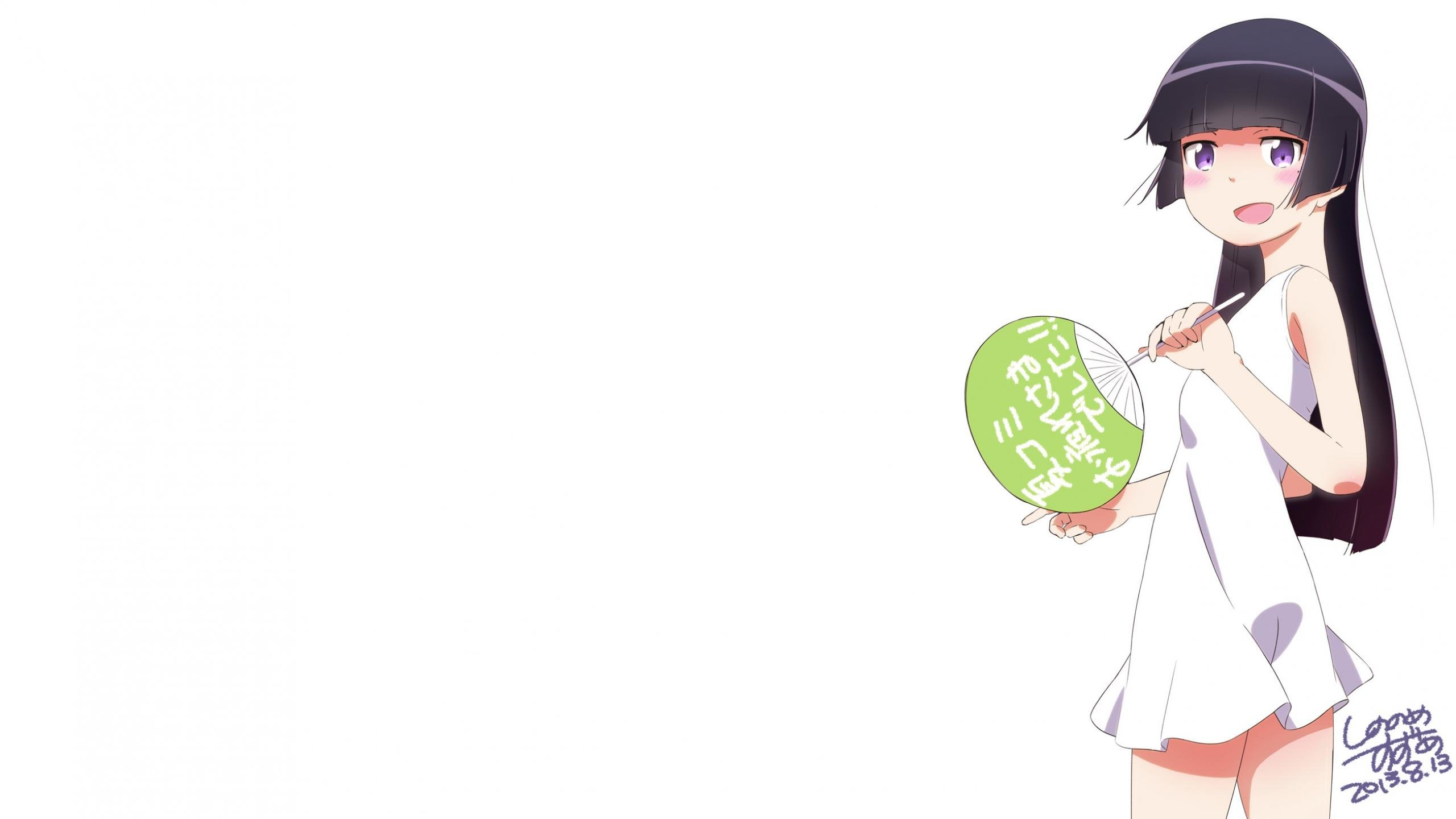 Free download Oreimo background ID:9269 hd 2560x1440 for desktop