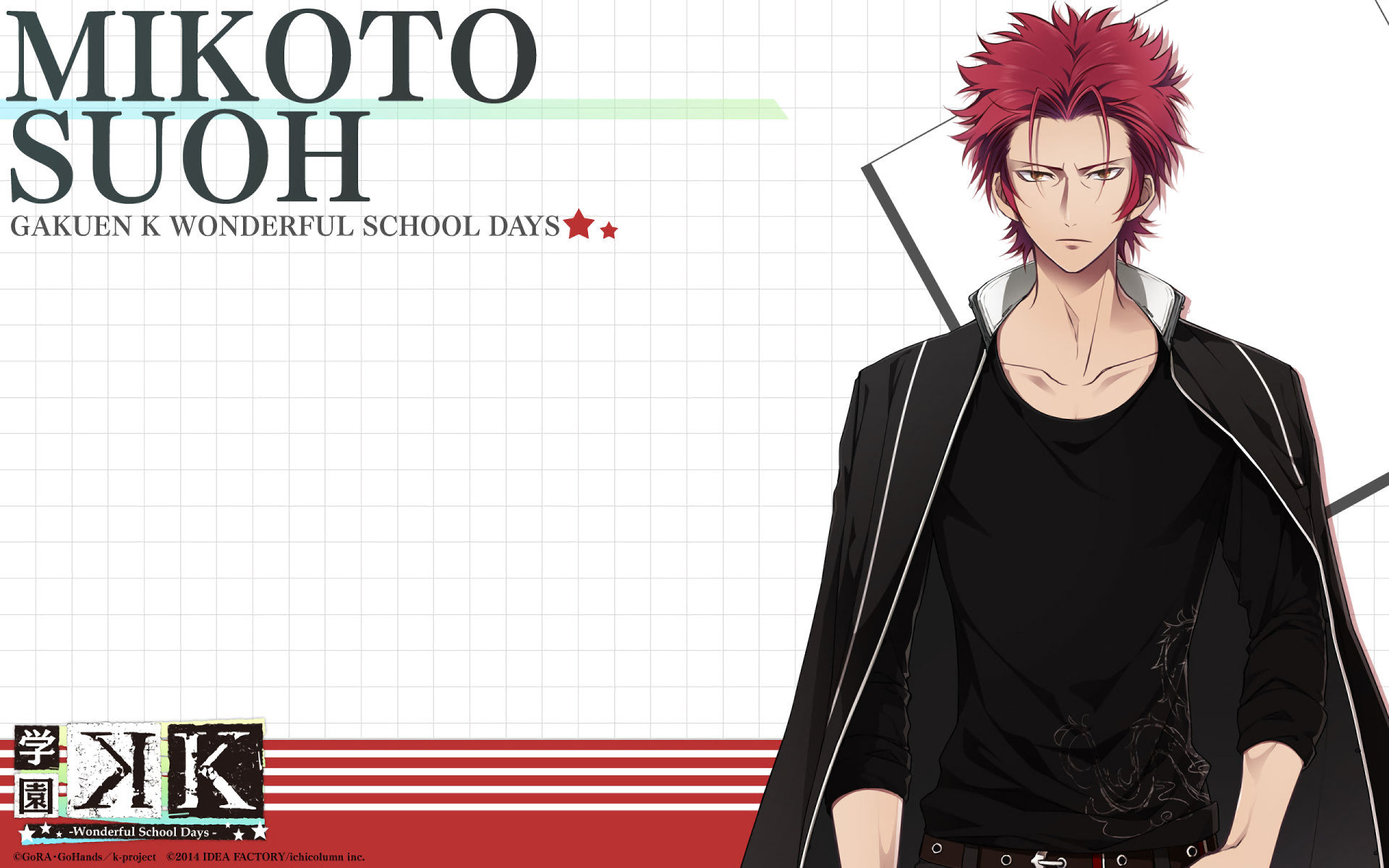 Best Mikoto Suoh wallpaper ID:315758 for High Resolution hd 1920x1200 desktop
