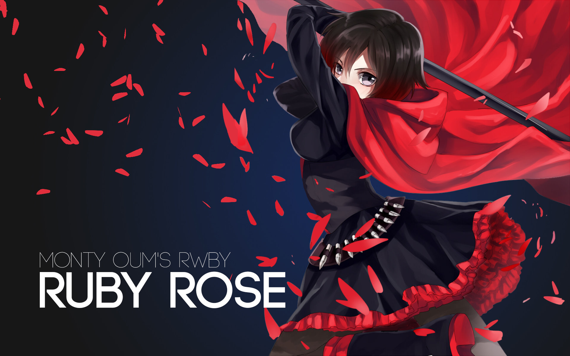 Free download Ruby Rose (RWBY) wallpaper ID:437618 hd 1920x1200 for desktop