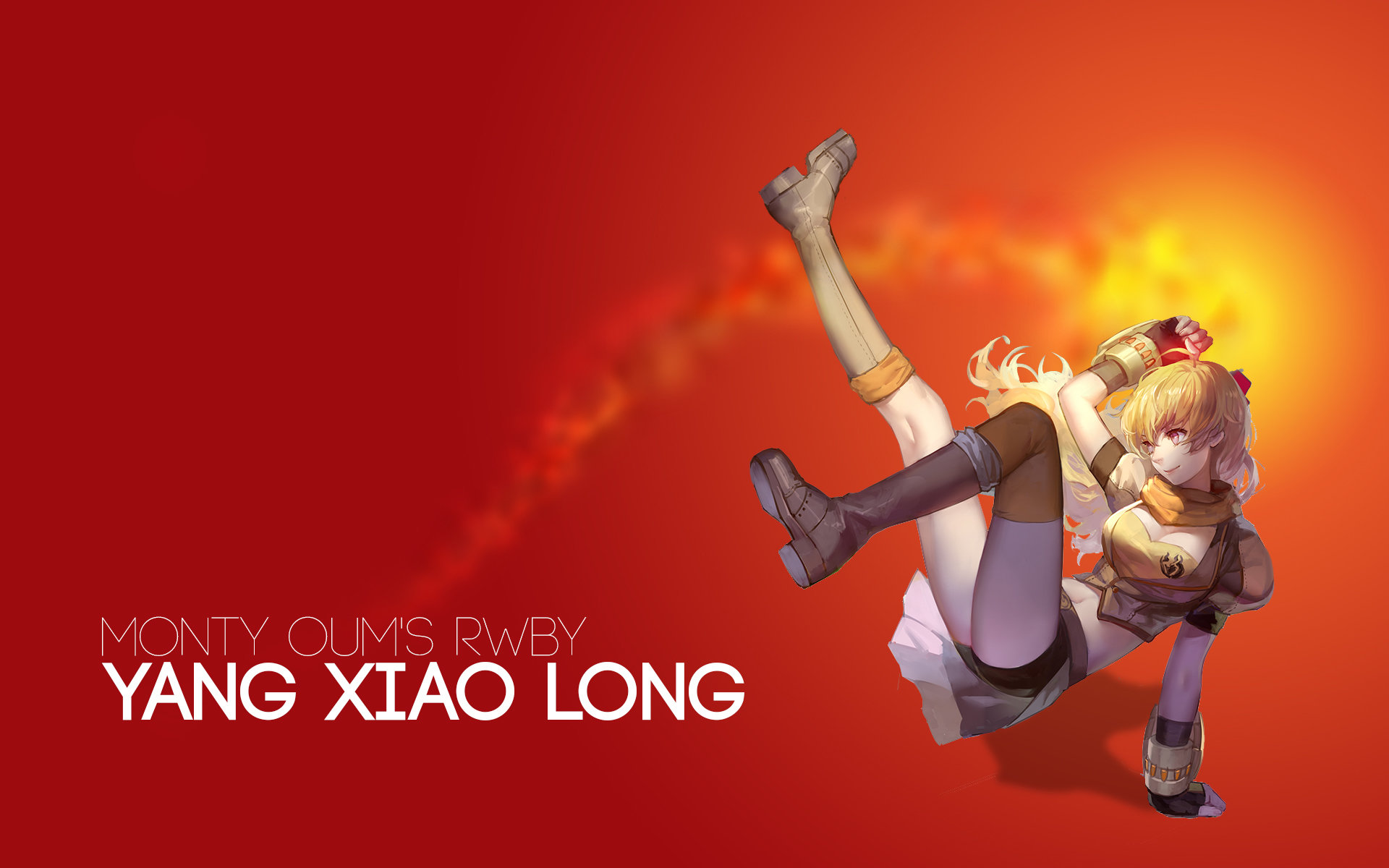 Free download Yang Xiao Long background ID:437563 hd 1920x1200 for computer