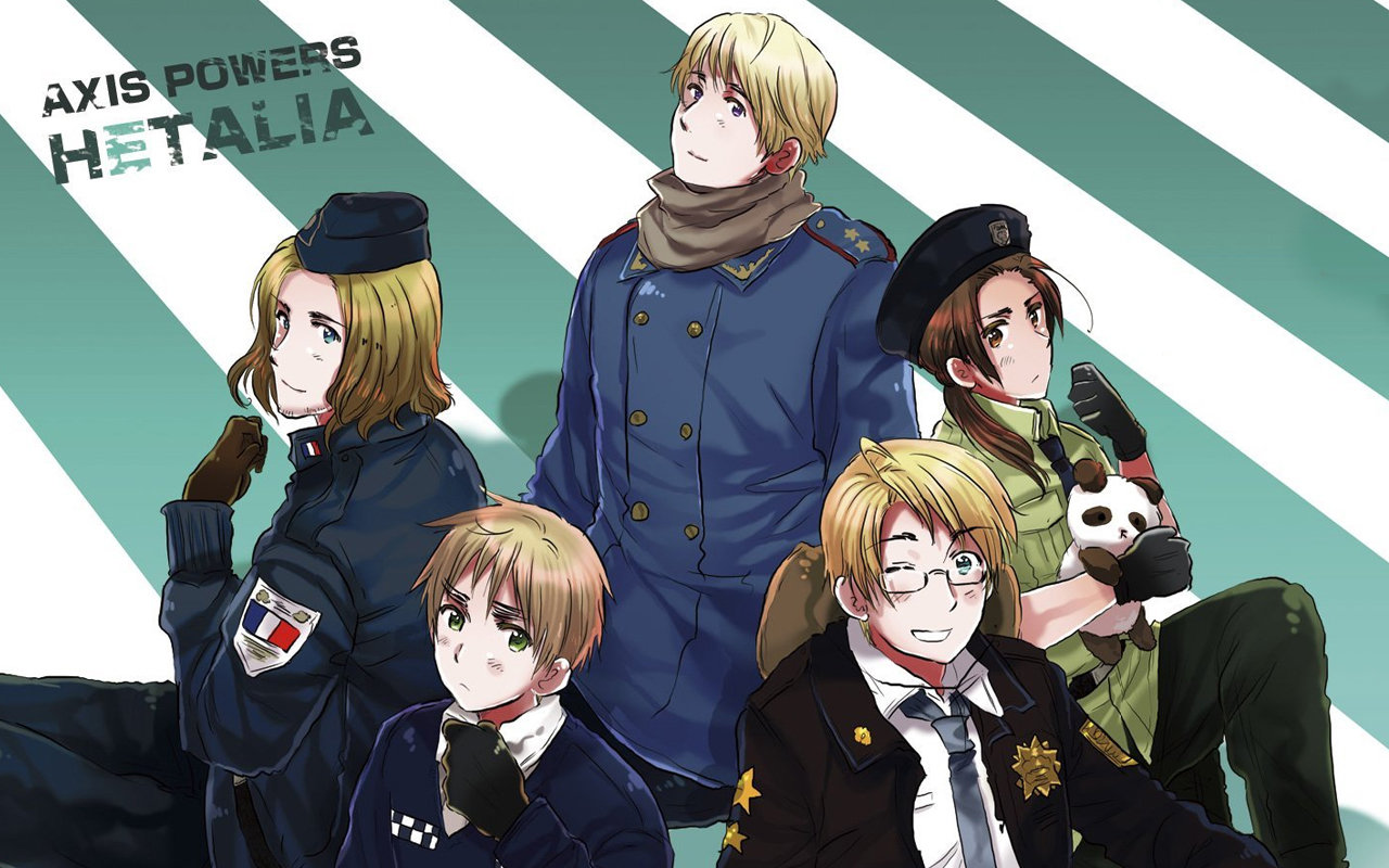 Free download Hetalia: Axis Powers background ID:89191 hd 1280x800 for desktop