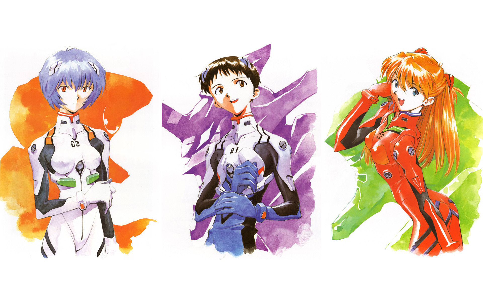 Best Neon Genesis Evangelion background ID:215160 for High Resolution hd 1920x1200 desktop