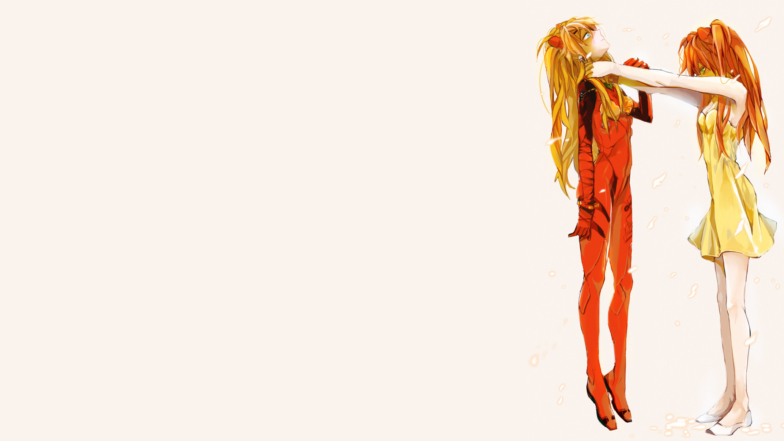 Awesome Asuka Langley Sohryu free wallpaper ID:215080 for hd 2560x1440 desktop