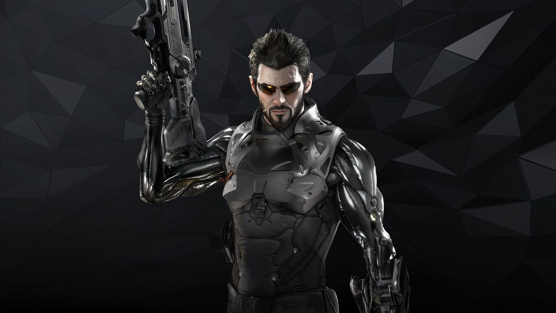 Deus Ex Mankind Divided Wallpapers 1920x1080 Full Hd 1080p