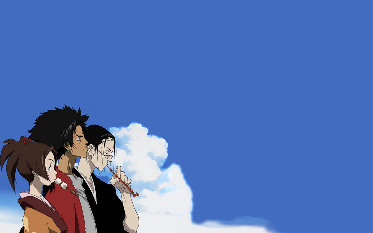 Best Samurai Champloo background ID:341911 for High Resolution hd 1440x900 desktop