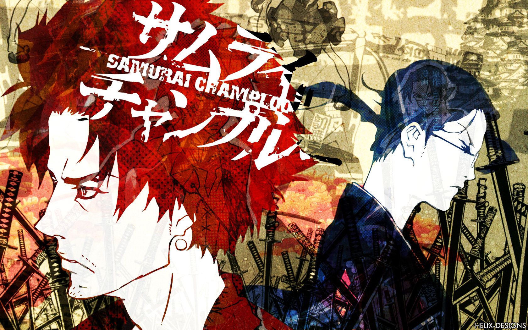 Awesome Samurai Champloo free wallpaper ID:341899 for hd 1680x1050 computer
