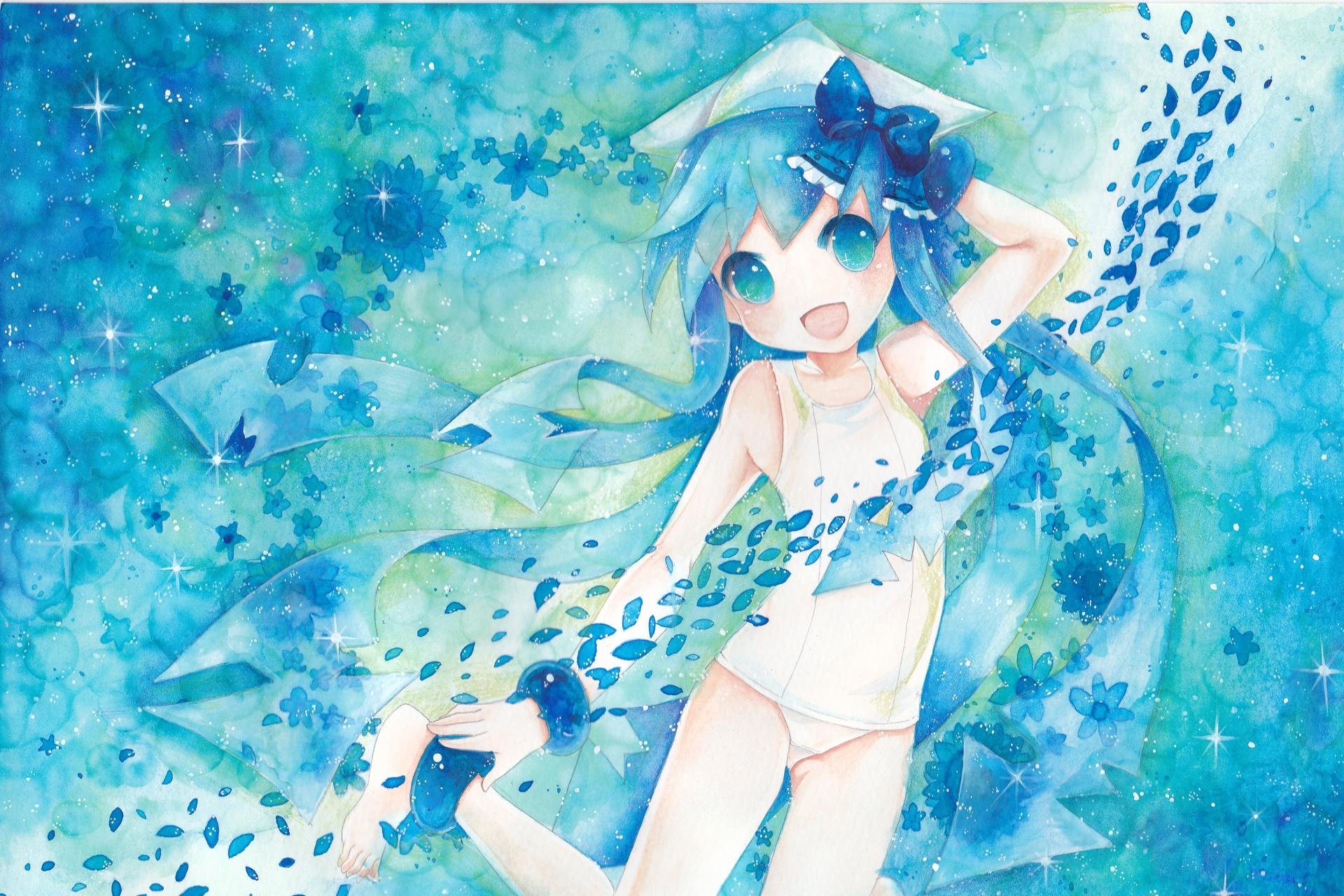 Free download Ika Musume background ID:103200 hd 1920x1280 for desktop