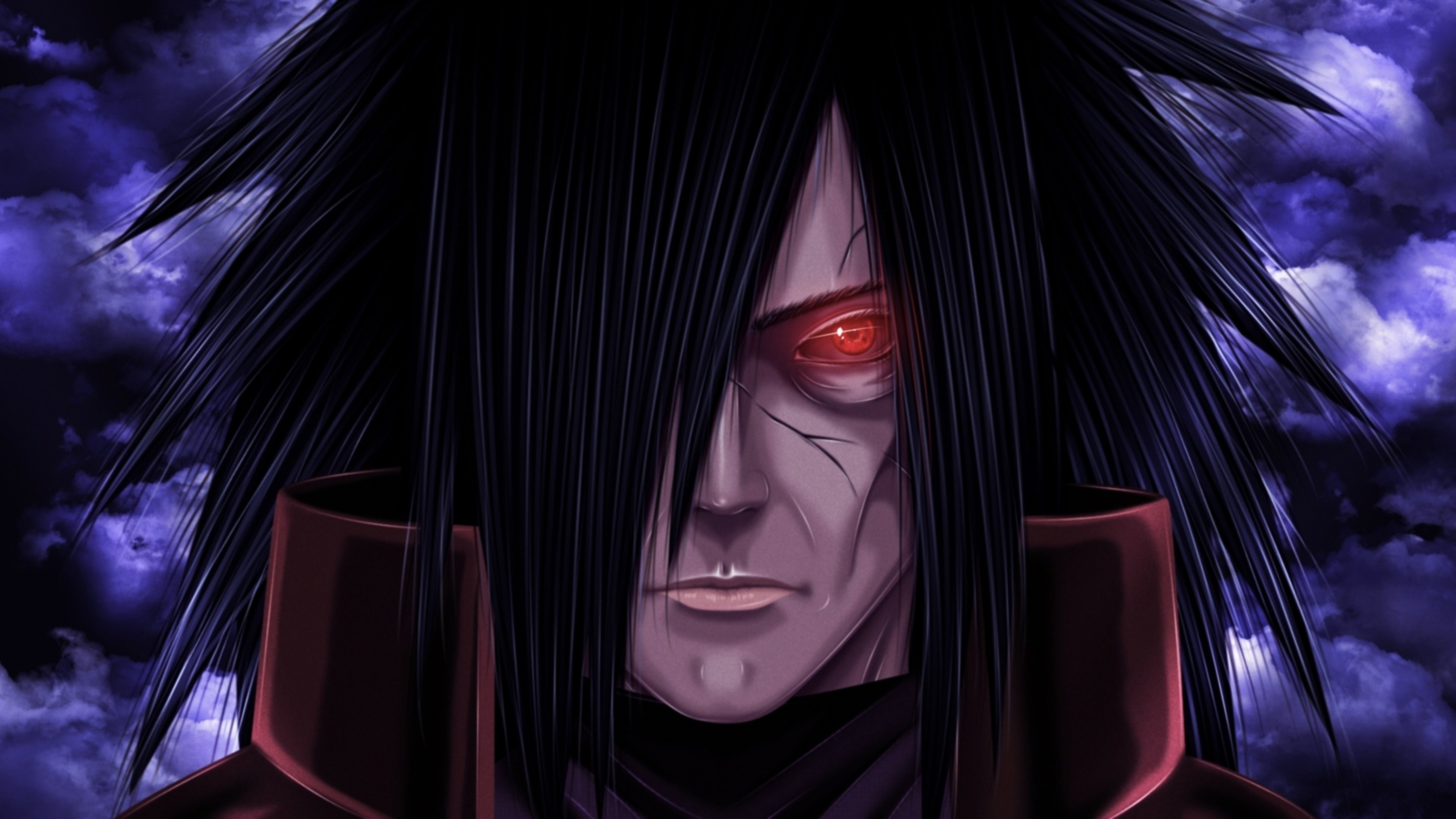 madara uchiha wallpaper ultra hd 4k 395780