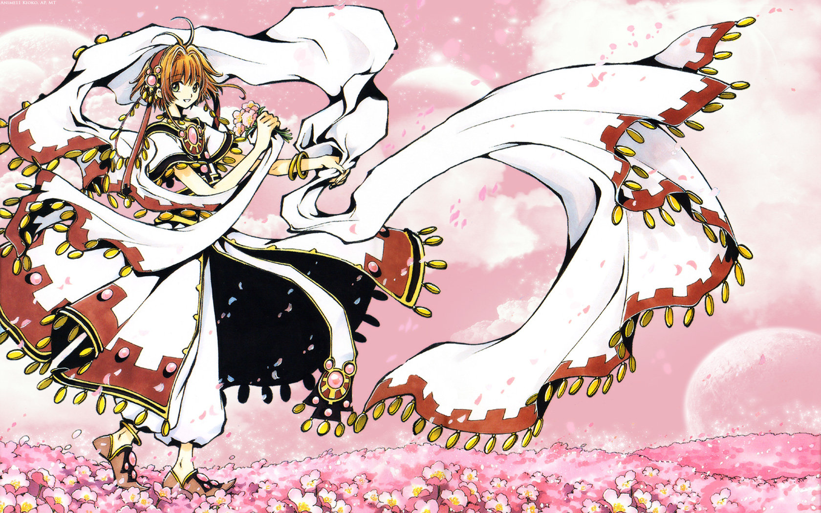Download hd 1680x1050 Tsubasa: Reservoir Chronicle desktop wallpaper ID:102844 for free