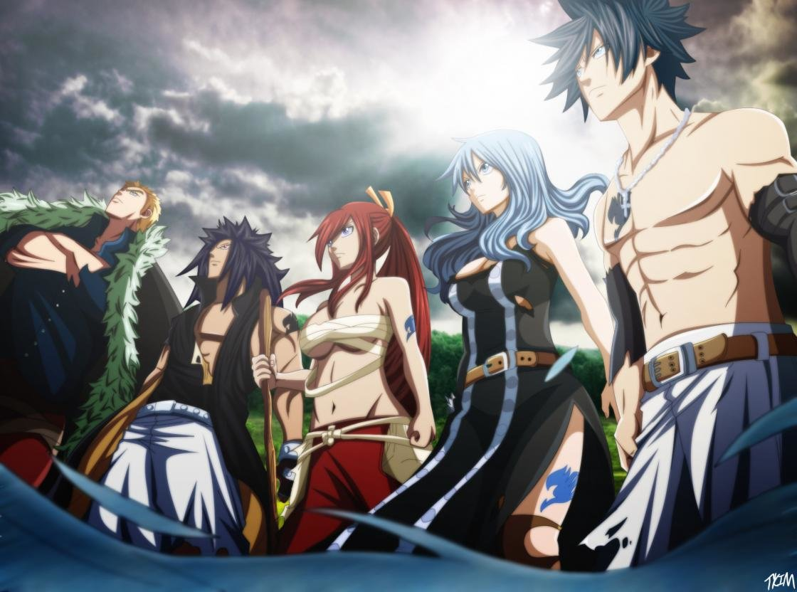 Best Fairy Tail background ID:41070 for High Resolution hd 1120x832 desktop