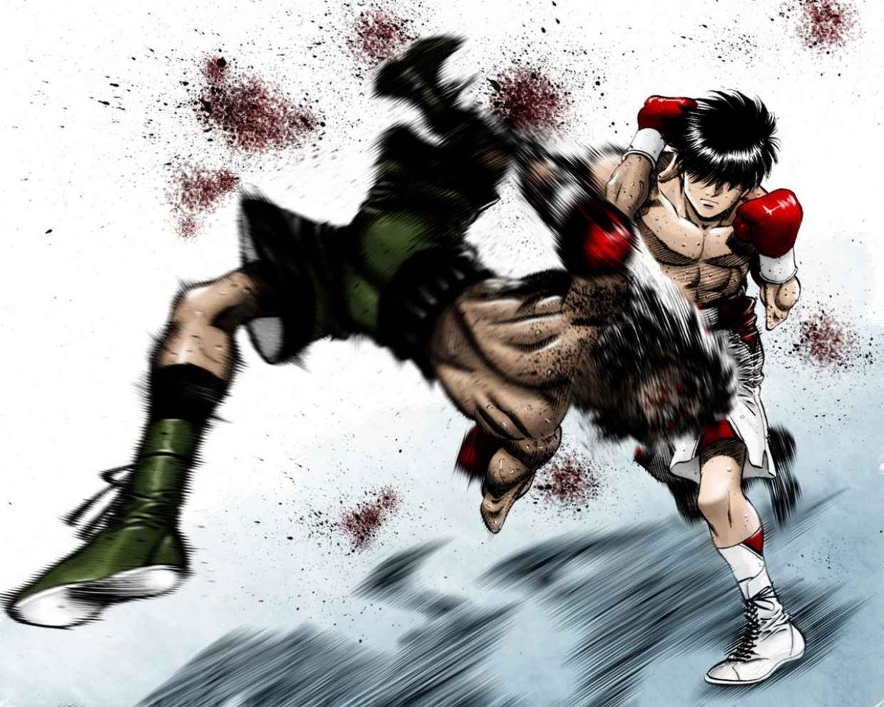 Best Hajime No Ippo wallpaper ID:365957 for High Resolution hd 1280x1024 computer