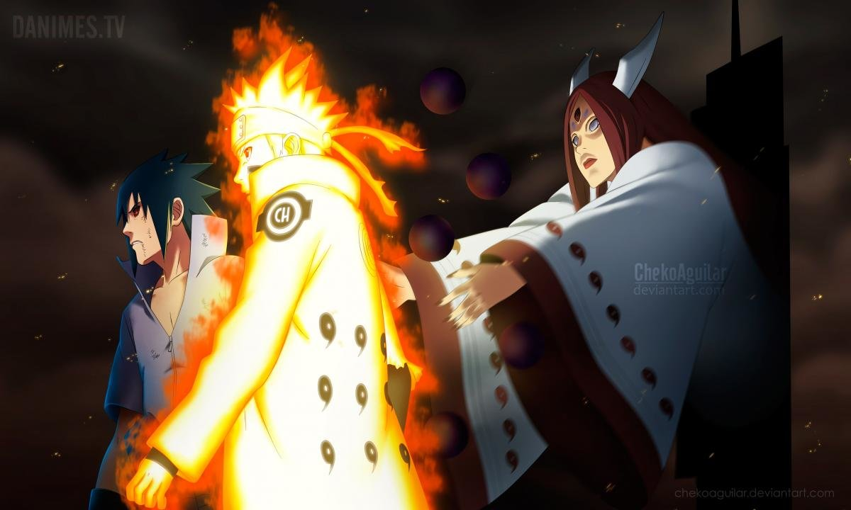 Download hd 1200x720 Naruto desktop background ID:395974 for free