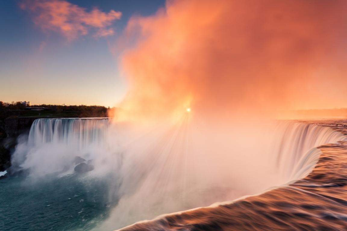 Best Niagara Falls Wallpaper Id67662 For High Resolution Hd