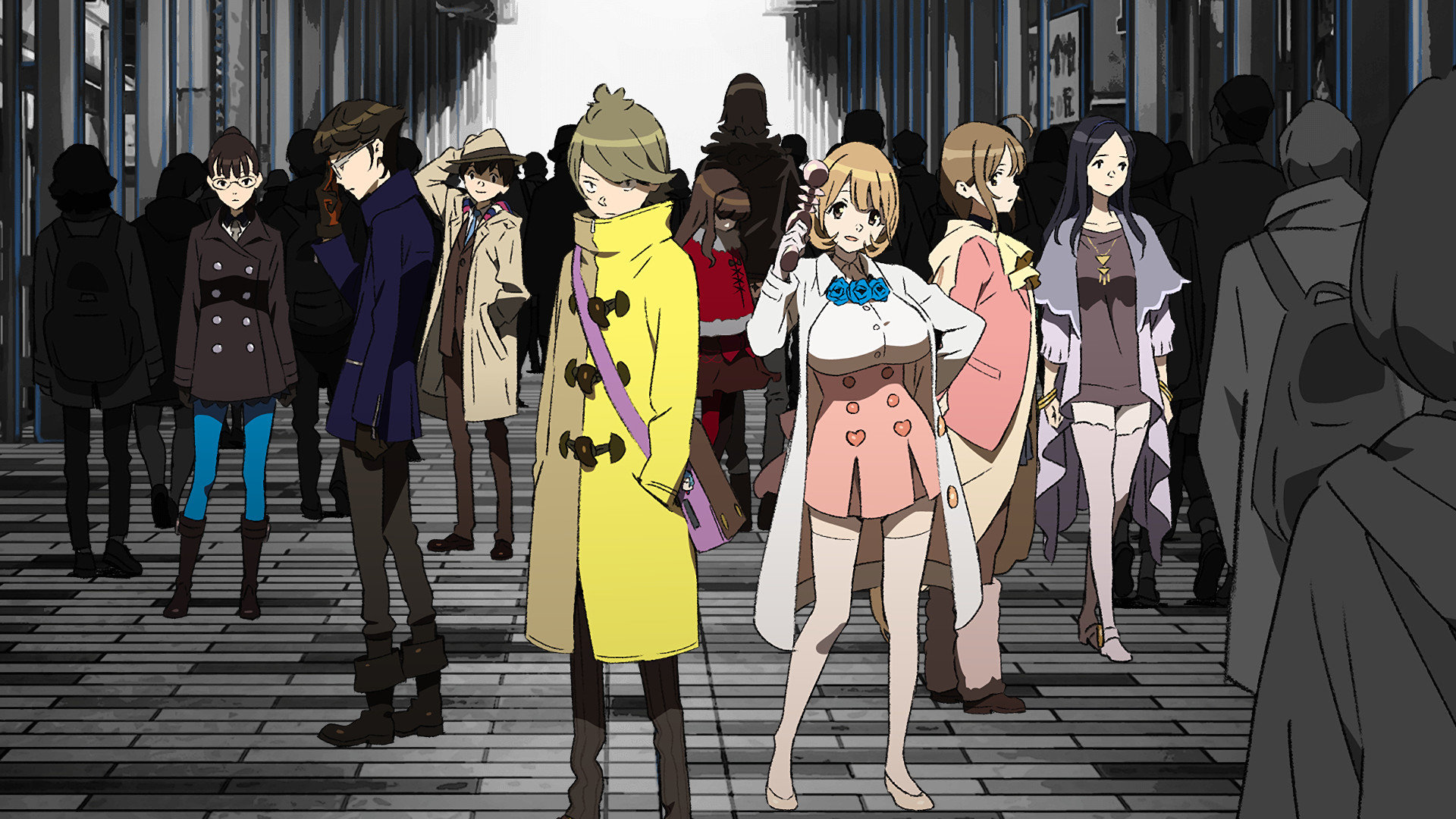 High resolution Occultic Nine full hd 1920x1080 wallpaper ID:101937 for PC