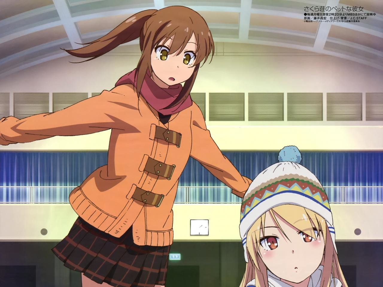 Download hd 1280x960 Sakurasou No Pet Na Kanojo PC wallpaper ID:68335 for free