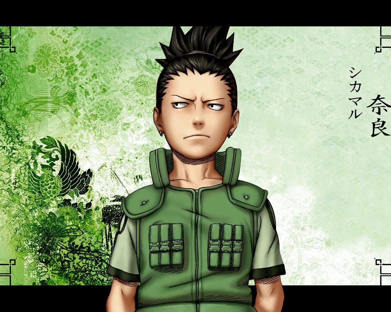 Free Shikamaru Nara high quality background ID:396543 for hd 1280x1024 desktop